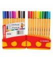 Marcadores Stabilo Point 88 De 20 Colores